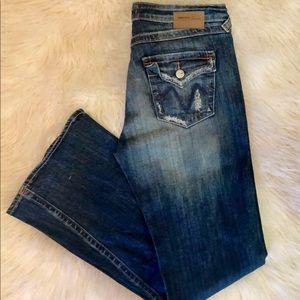 Vigoss Wide Leg Premium Jeans 11/12 NWOT